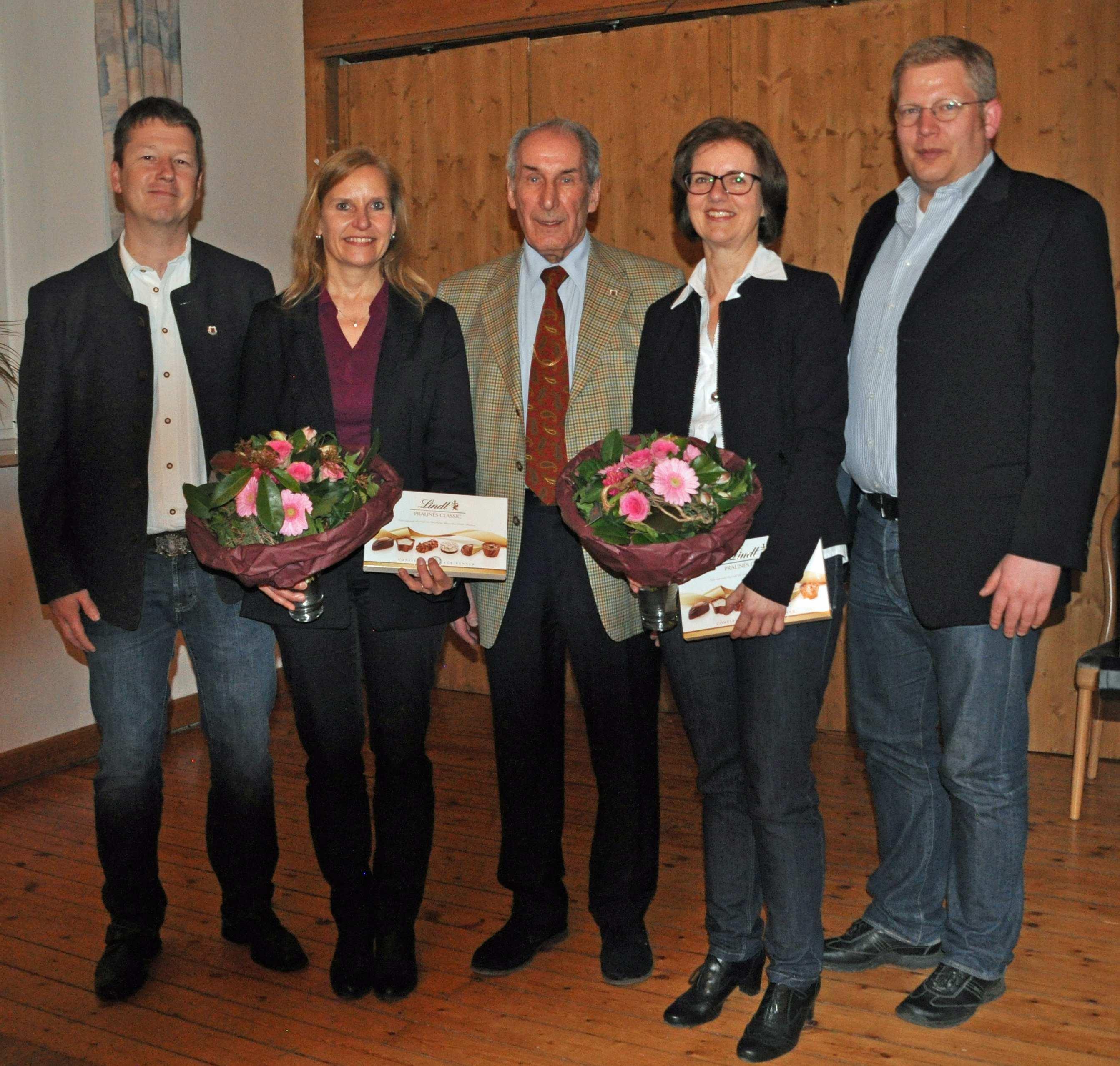 Vorstand SpVgg Höhenkirchen